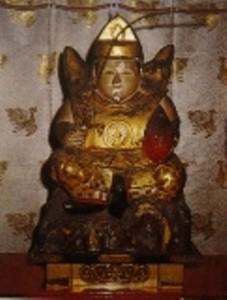恵比寿ご神像