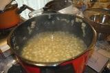 5大豆が煮えた